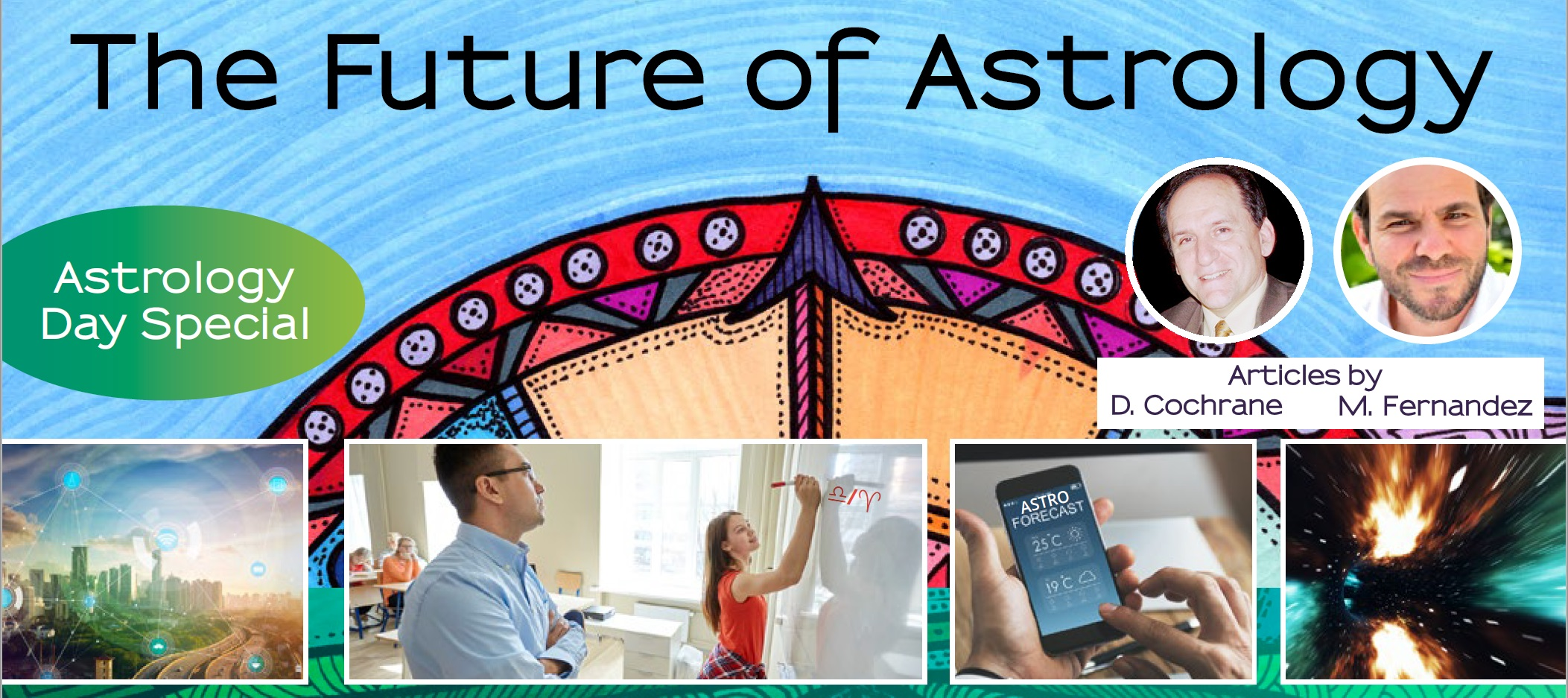 Future of Astrology Banner